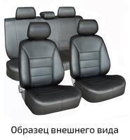 Авточехлы Шевроле Авео 2 с 2011