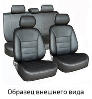 Авточехлы на хонда CR-V (IV) от 2012 г.