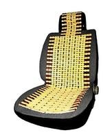 Накидка бамбуковая массажная на авто кресло