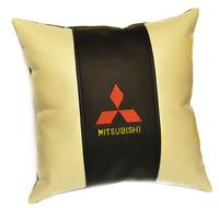 Подушка из экокожи Mitsubishi