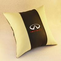 Подушка из экокожи Infiniti