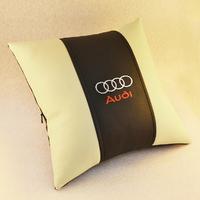 Подушка из экокожи в салон Audi