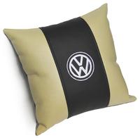 Подушка из экокожи Volkswagen